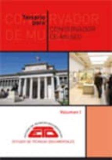 Permacultivo.es Temario Para Conservador De Museo. Volumen 1: Museología, Arqueol Ogia Y Patrimonio Historico Militar Image