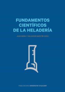 fundamentos científicos de la heladería (ebook)-9788497176453