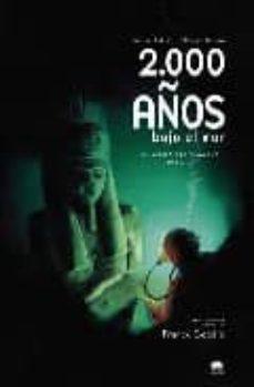 Titantitan.mx 2000 Años Bajo El Mar: Un Arqueologo Submarino En Egipto Image