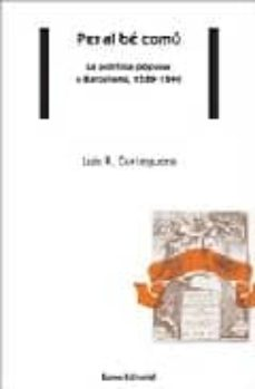 Comercioslatinos.es Per Al Be Comu: La Politica Popular A Barcelona, 1580-1640 Image