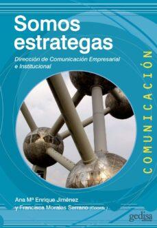 somos estrategas (ebook)-ana maria enrique jimenez-francisca morales serrano-9788497849753