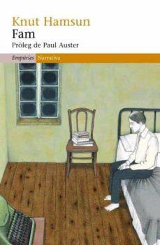 Descargar libro en ingles pdf FAM  ( PROLEG DE PAUL AUSTER) PDF MOBI ePub 9788497872553 in Spanish de KNUT HAMSUN