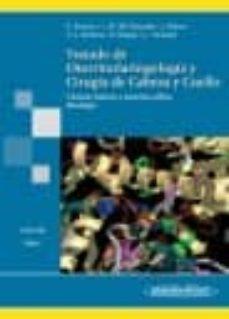 Relaismarechiaro.it Tratado De Otorrinolaringologia Y Cirugia De Cabeza Y Cuello: Tomo 1. Ciencias Basicas Y Materias Afines. Rinologia. 2ª Edicion Image