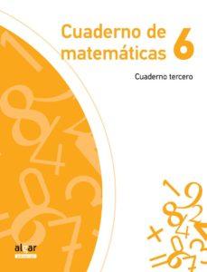 Permacultivo.es Cuaderno Matemáticas 3 Trimestre 6º Primaria Proyecto Explora Image