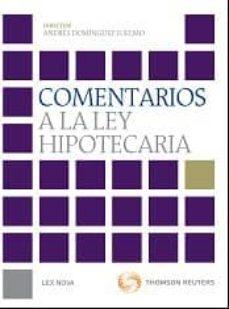 Ironbikepuglia.it Comentarios A La Ley Hipotecaria Image