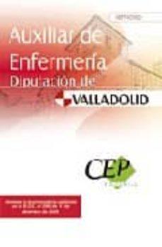 Trailab.it Auxiliar De Enfermeria Diputacion De Valladolid. Temario Image