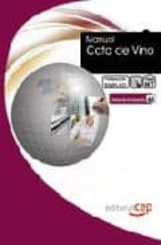 Treninodellesaline.it Manual Cata De Vino. Formacion Para El Empleo Image