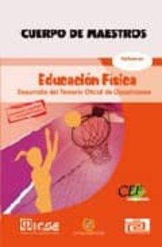 Permacultivo.es Cuerpo De Maestros. Educacion Fisica. Vol I. Edicion Para Canaria S Image