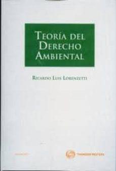 teoria derecho ambiental-9788499031453