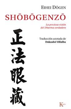 shobogenzo-eihei dogen-9788499884653