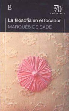 filosofia en el tocador-marques de sade-9789500397353