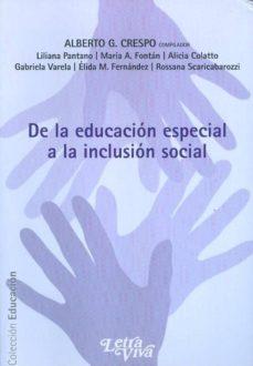 Inciertagloria.es De La Educacion Especial A La Inclusion Social Image