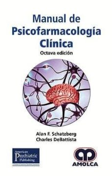 Descargar libro amazon MANUAL DE PSICOFARMACOLOGIA CLINICA en español  9789585426153