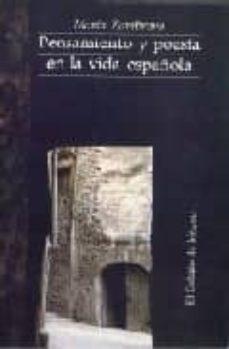 Mrnice.mx Pensamiento Y Poesia En La Vida Española Image