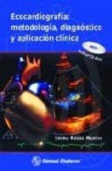 Descargas de libros gratis en línea. ECOCARDIOGRAFIA: METODOLOGIA, DIAGNOSTICO Y APLICACION CLINICA 9789707290853 en español iBook de EMMA ROSAS MUNIVE