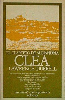 Vinisenzatrucco.it El Cuarteto De Alejandría. Clea Image