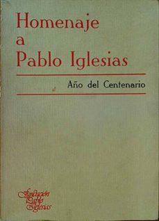 Geekmag.es Homenaje A Pablo Iglesias: Año Del Centenario Image