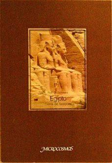 EGIPTO TIERRA DE FARAONES - ROLF D. SCHWARZ | Adahalicante.org