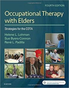 occupational therapy with elders: strategies for the cota-9780323498463