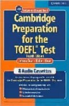 Titantitan.mx Cambridge Preparation For The Toefl Test (Audio Cassette) Image