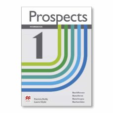 Descargar libros de texto de libros electrónicos gratis PROSPECTS 1 WORKBOOK PACK de  in Spanish