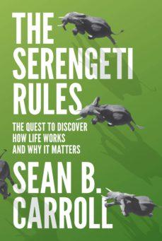 the serengeti rules (ebook)-sean b. carroll-9781400880263