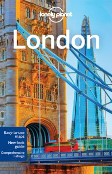 london 2016 (ingles) (10th ed.) lonely planet city guides-peter dragicevich-steve fallon-9781743218563
