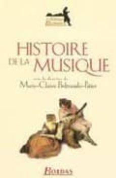 histoire de la musique-marie-claire beltrando-patier-9782047299463