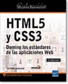 Descargar RECURSOS INFORMATICOS HTML5 Y CSS3 - [2ª EDICION] DOMINE LOS ESTANDARES DE LAS APLICACIONES WEB gratis pdf - leer online