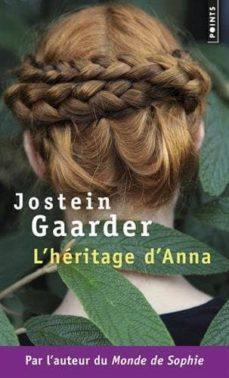 l héritage d anna: une fable sur le climat et l environnement-jostein gaarder-9782757859063