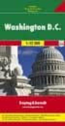 Mrnice.mx Washington D.c., Plano Callejero (1:125000) (Freytag &Amp; Berndt) Image