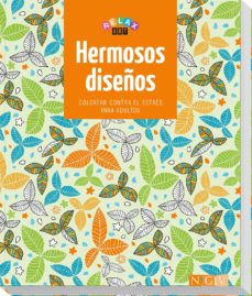 Descargar libros en ipad gratis HERMOSOS DISEÑOS (LIBROS PARA COLOREAR) 9783869416663