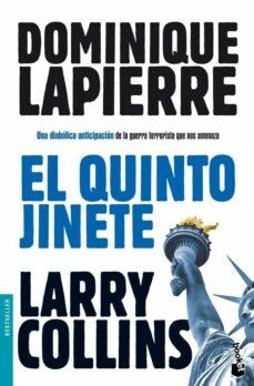 Descargar libros electrónicos gratis en línea gratis EL QUINTO JINETE  (Spanish Edition) 9788408003663 de DOMINIQUE LAPIERRE, LARRY COLLINS