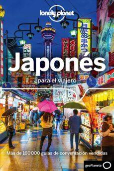 Descarga gratuita de ebooks móviles en jar JAPONÉS PARA EL VIAJERO (4ª ED.) (LONELY PLANET) (Spanish Edition) de  ePub