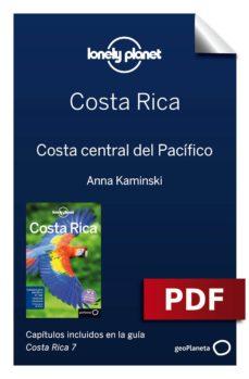 costa rica 7. costa central del pacífico (ebook)-mara vorhees-ashley harrell-anna kaminski-9788408185963