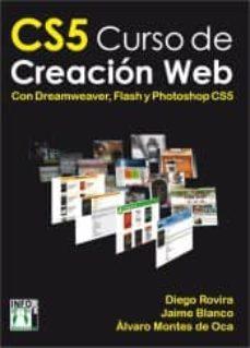 Javiercoterillo.es Cs5 Curso De Creacion Web: Con Dreamweaver, Flash Y Photoshop Cs5 Image