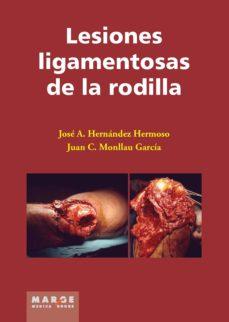Descarga gratuita de ebooks para ipad LESIONES LIGAMENTOS DE LA RODILLA en español 9788415340263