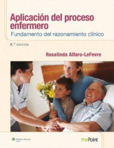 Audiolibros gratis para reproductores de mp3 descarga gratuita APLICACIÓN DEL PROCESO ENFERMERO: FUNDAMENTO DEL RAZONAMIENTO CLÍNICO (Spanish Edition) 9788415840763 de