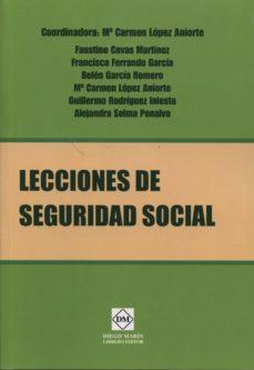 Permacultivo.es Lecciones De Seguridad Social (2ª Ed.) Image