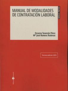Permacultivo.es Manual De Modalidades De Contratacion Laboral Image