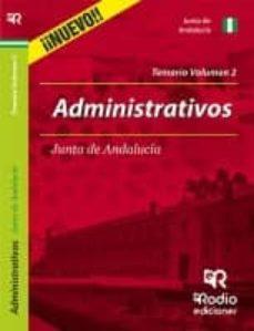 Titantitan.mx Administrativos De La Junta De Andalucía. Temario Completo. Volumen 2 Image