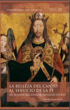 Followusmedia.es La Belleza Del Canto Al Servicio De La Fe: En Joseph Ratzinger/benedicto Xvi Image
