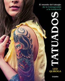 tatuados-leo quiroga-9788416895663