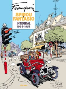 Descargar libros a ipad mini SPIROU Y FANTASIO INTEGRAL 5 9788417294663 (Spanish Edition) de FRANQUIN