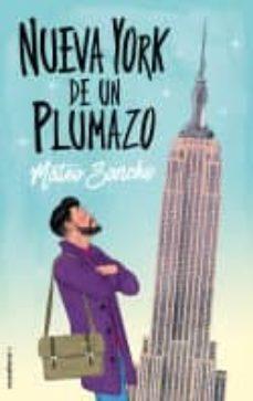 Descargas de libros de iphone NUEVA YORK DE UN PLUMAZO en español  9788417305963