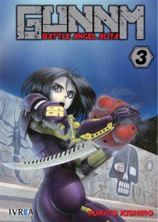 gunnm (battle angel alita) nº 3-yukito kishiro-9788417356163