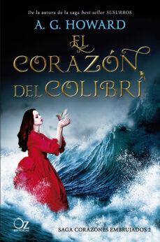 Descarga gratuita de libros electrónicos en formato de texto. EL CORAZON DEL COLIBRI (SAGA CORAZONES EMBRUJADOS 2) 9788417525163 RTF ePub CHM in Spanish de A.G. HOWARD