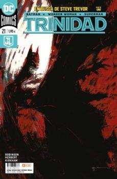 Titantitan.mx Batman / Superman / Wonder Woman: Trinidad Nº 21 (Renacimiento) Image