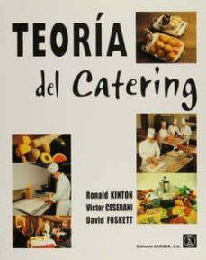 Descargar TEORIA DEL CATERING gratis pdf - leer online