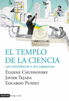Encuentroelemadrid.es El Templo De La Ciencia: Los Cientificos Y Sus Creencias (Incluye Cd) Image